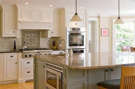 Kitchen renovation by Erix Home Improvement LLC